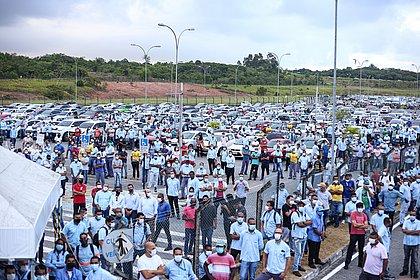 Ford consegue liminar e poderá demitir trabalhadores na Bahia