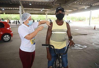 Vacinação contra Covid-19 em Salvador segue exclusiva para segunda dose