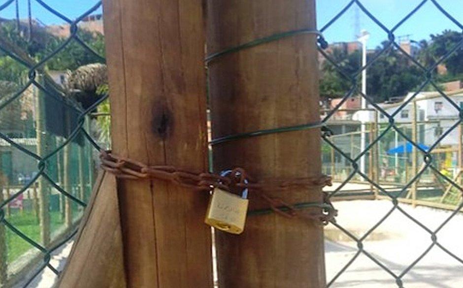 Quadras e campos de Salvador terão portões fechados e luzes apagadas