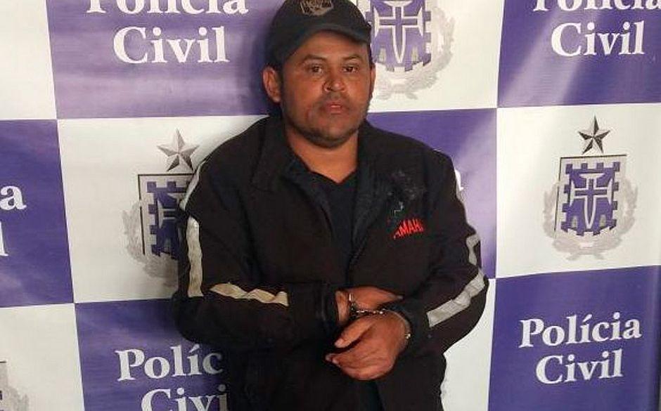 Acusado de matar a ex a pauladas é preso horas após o crime
