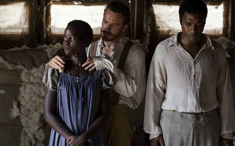 Personagens do filme 12 Anos de Escravidão