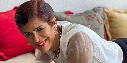 Rita Queiroz é poeta e professora