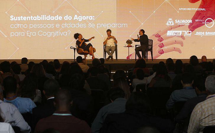 Seminário discutiu inovação, negócios sociais e resiliência urbana