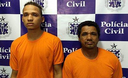 Os dois foram presos no mesmo bairro em que teriam cometido os crimes de tráfico e homicídio