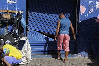 A loja Beleza Pura, em Tancredo Neves, foi saqueada