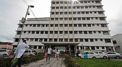 Hospital Barão de Lucena (HBL), no bairro da Iputinga, Zona Oeste do Recife