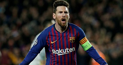 Camisa 10 teve atuação de gala no Camp Nou