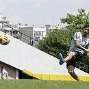Pablo Pérez, do Boca, está recuperado e pronto para a final