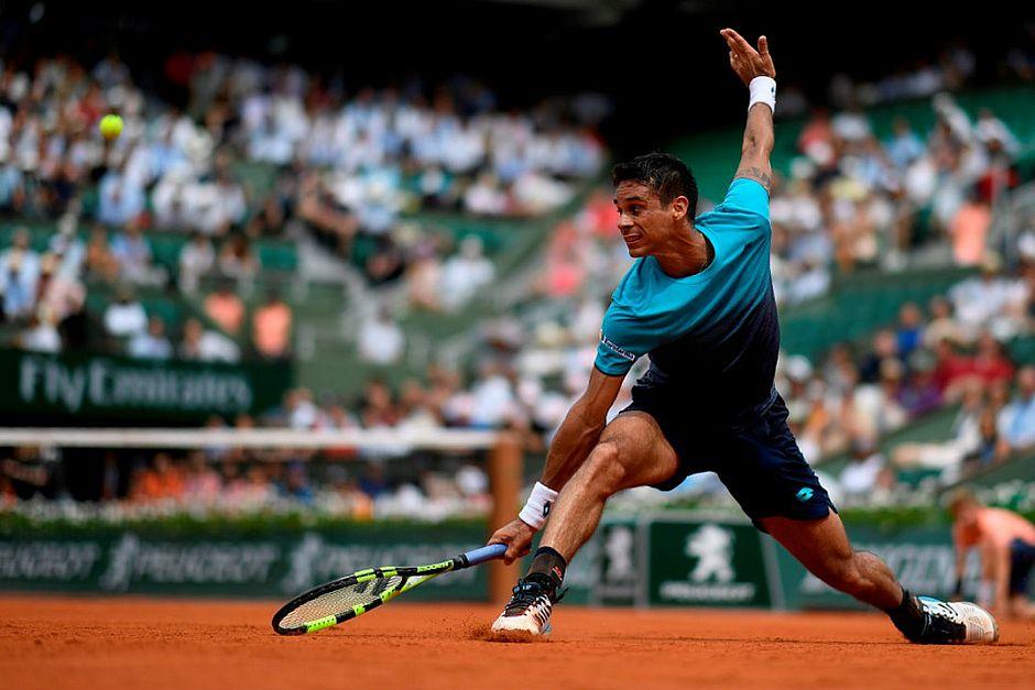 Rogerinho é eliminado em Roland Garros