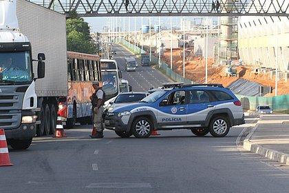 Blitz da PM terá lista de carros roubados atualizada em tempo real