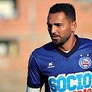 Artilheiro do Bahia na temporada, Gilberto é a esperança de gols do tricolor na partida de hoje
