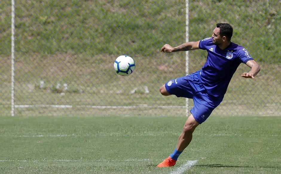 Gilberto já marcou 14 gols na Série A