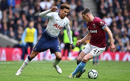 Tottenham é derrotado e perde invencibilidade em seu novo estádio