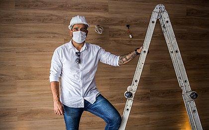 Segundo o diretor da empresa, Danilo Lima, maior demanda é por substituição de pisos, forro com gesso, pintura, decoração mais serviços elétricos e hidráulicos