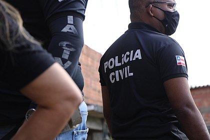 Acusado de matar o irmão após discussão banal é preso na Bahia