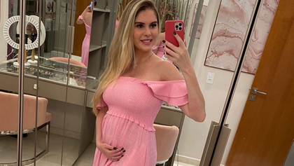 Grávida de gêmeos, Bárbara Evans revela que perdeu um dos bebês