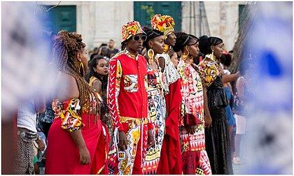 Criações do Afro Fashion Day valorizam reuso e sustentabilidade