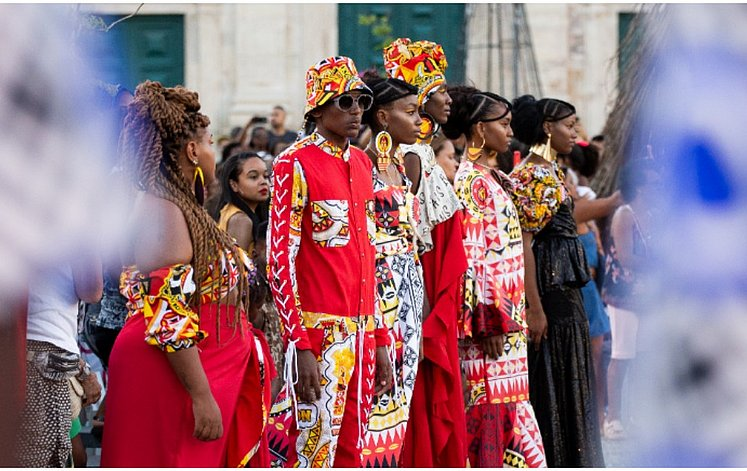 Afro Fashion Day 2019