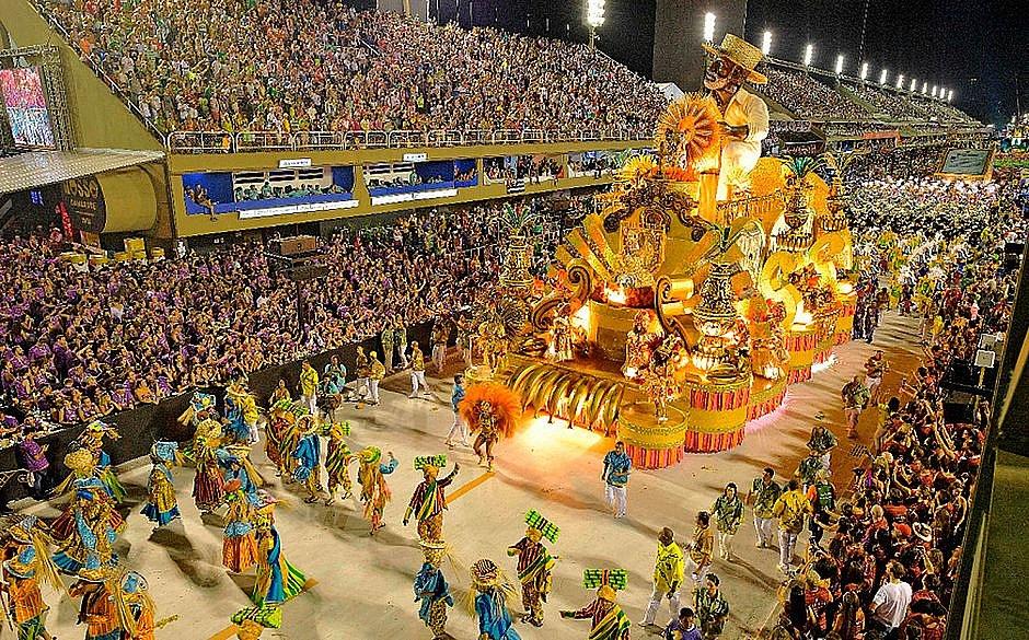 Desfile das escolas de samba do Rio de Janeiro será adiado em 2021