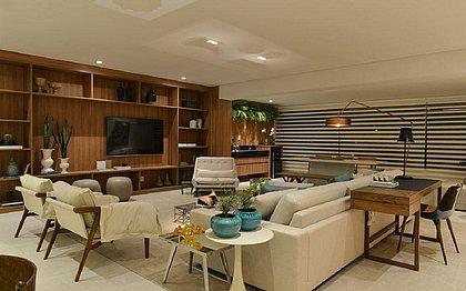 O apartamento decorado do Terrazzo San Lázzaro: empreendimento está disponível no A Casa Que Eu Quero