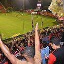 Duelo com o Botafogo-SP não foi a despedida do Barradão