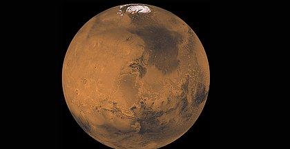 Marte poderá ser visto a olho nu nesta terça-feira (6); entenda