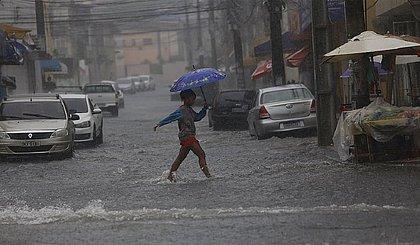 Salvador tem meses de março, abril e maio mais chuvosos dos últimos 36 anos