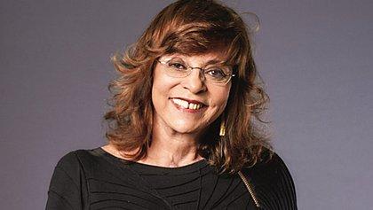 A dramaturga Glória Perez é autora de vários sucessos da Globo, como Caminhos da Índia e A Força do Querer