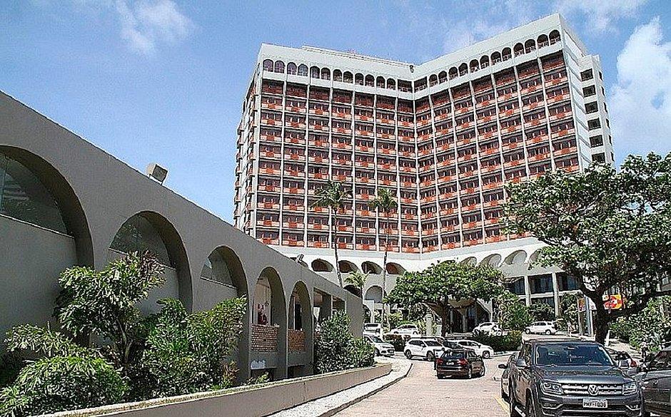 Bahia Othon Palace, em Ondina, é colocado à venda pela Rede Othon