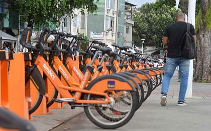 Bike Salvador completa 3 milhões de viagens