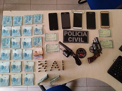Ciganos suspeitos de matar PM são presos no Pará