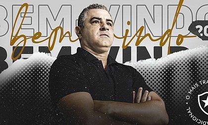 Botafogo anuncia acerto com o técnico baiano Marcelo Chamusca