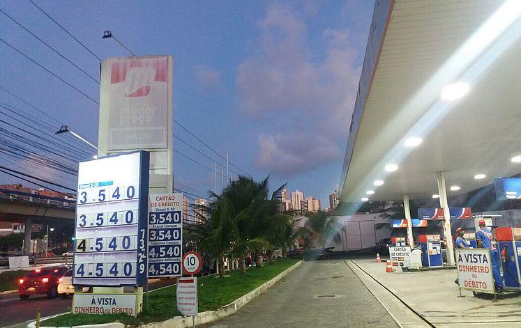 sindicombustíveis