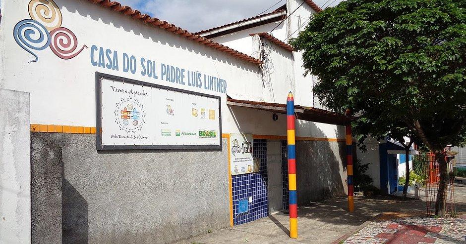Casa do Sol Padre Luís Lintner é uma das instituições que vai receber doação