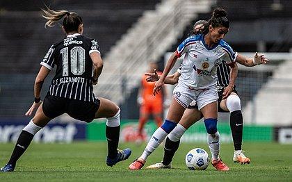 Bahia sofreu a 7ª derrota no Feminino
