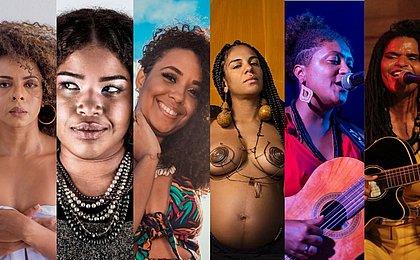 Artistas negras e afro-ameríndias estrelam Mostra Frequências Preciosas