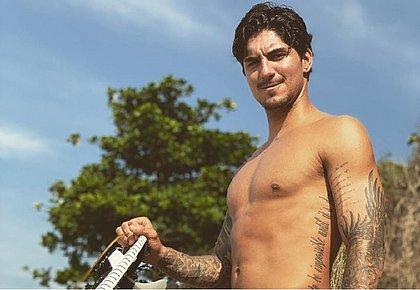 Gabriel Medina é o principal nome do Brasil no surfe