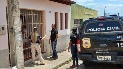 Operação Maria da Penha prende 348 pessoas por crimes contra a mulher