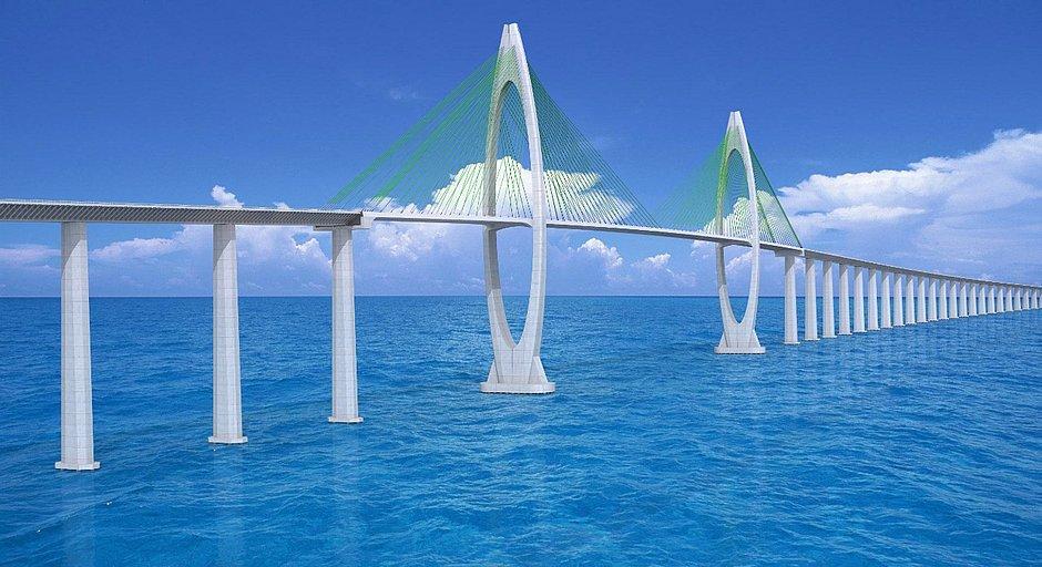 Licitação para construção da Ponte Salvador-Itaparica é concluída