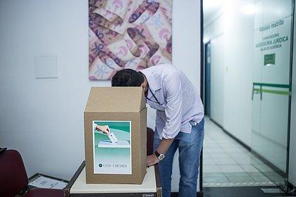 Profissionais têm até hoje para votar
