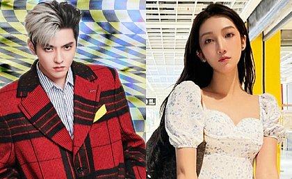 Kris Wu foi acusado por Du Meizhu de praticar violência sexual contra ela e outras jovens, incluindo adolescentes