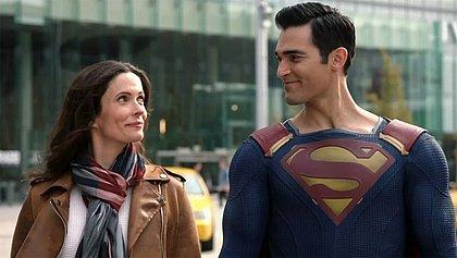 Superman & Lois terá seu primeiro episódio exibido no  Warner Channel