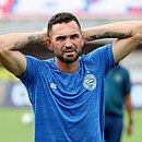 Gilberto tem contrato até o fim do ano e torcida faz campanha pela renovação do centroavante com o Bahia