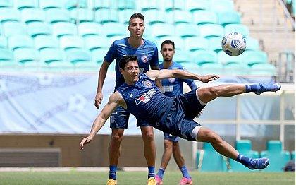 Com Rossi Machucado, Oscar Ruiz deve ser mantido no time titular do Bahia