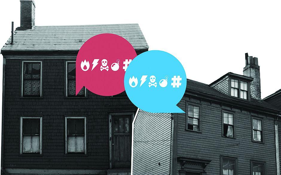 Vizinho antissocial: Agressão rende  multas e até expulsão do condomínio