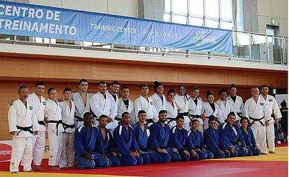 Judocas brasileiros conheceram seus adversários em Tóquio