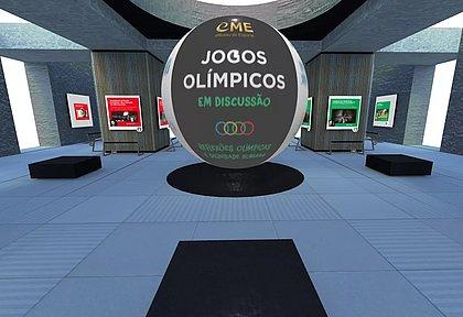 Museu Virtual do Esporte usa tecnologia para dar visibilidade ao esporte olímpico