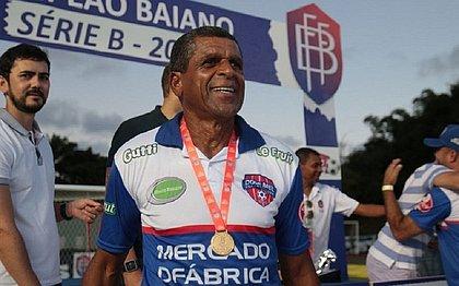 Elias Borges não é mais o técnico do Doce Mel