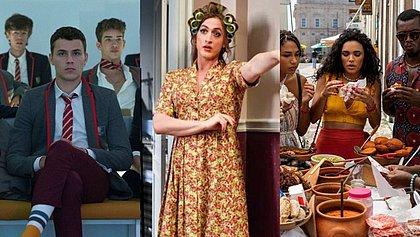Elite, Minha Mãe é Uma Peça e Carnaval são algumas das estreias de junho