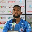 Gustavo voltou ao Bahia após ser vendido para o futebol asiático